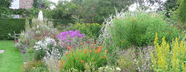 Herbaceous Borders