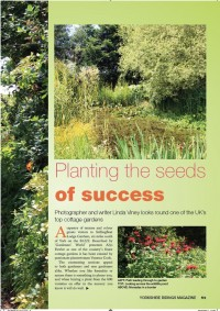 Yorkshire Ridings Magazine Article