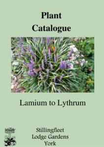 Lamium to Lythrum listing