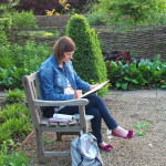 Outdoor Art Course at Stillingfleet Lodge