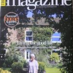 Front cover of Yorkshire Post Magazine