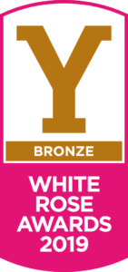 Bronze award winner Welcome to Yorkshire Awards