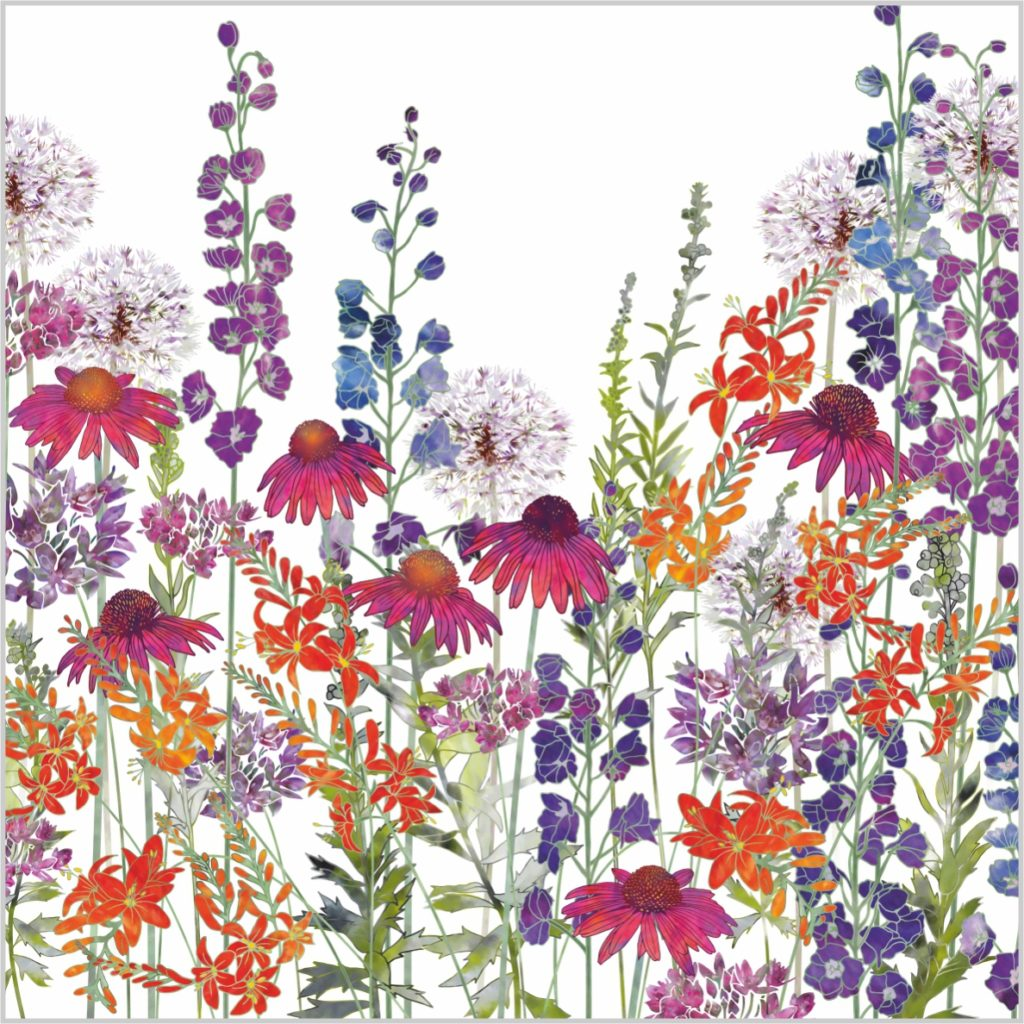 Summertime Symphony by Fiona Calder