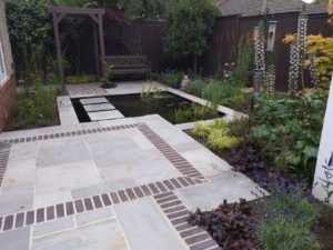Garden design by Tracey Foster