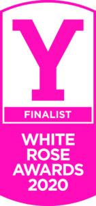 White Rose Awards 2020 Finalist logo